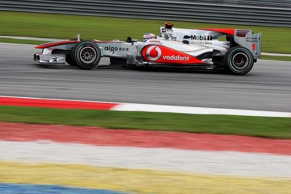 Button hat sich im Punktesystem geirrt: Belohung für konstantesten Fahrer