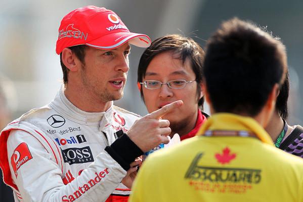 Button wartet mit Urteil über Regeln noch ab: Immerhin das Qualifying ist besser