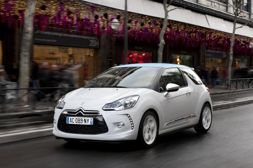 Citroën DS 3.