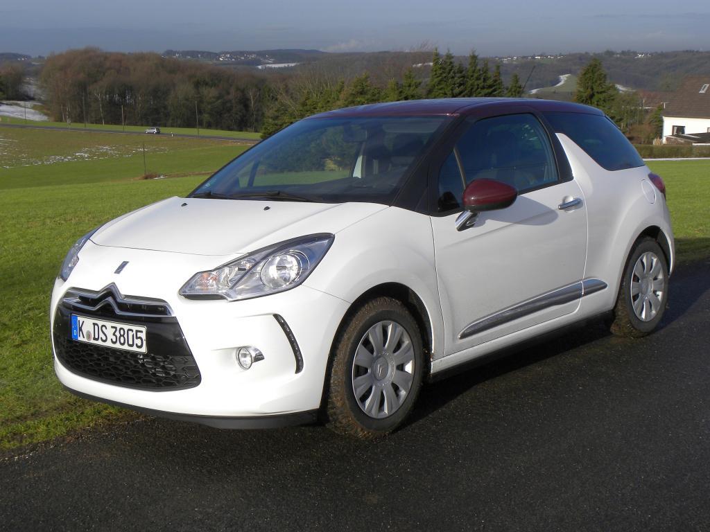 Citroën DS3 lässt sich auch auf dem iPhone konfigurieren