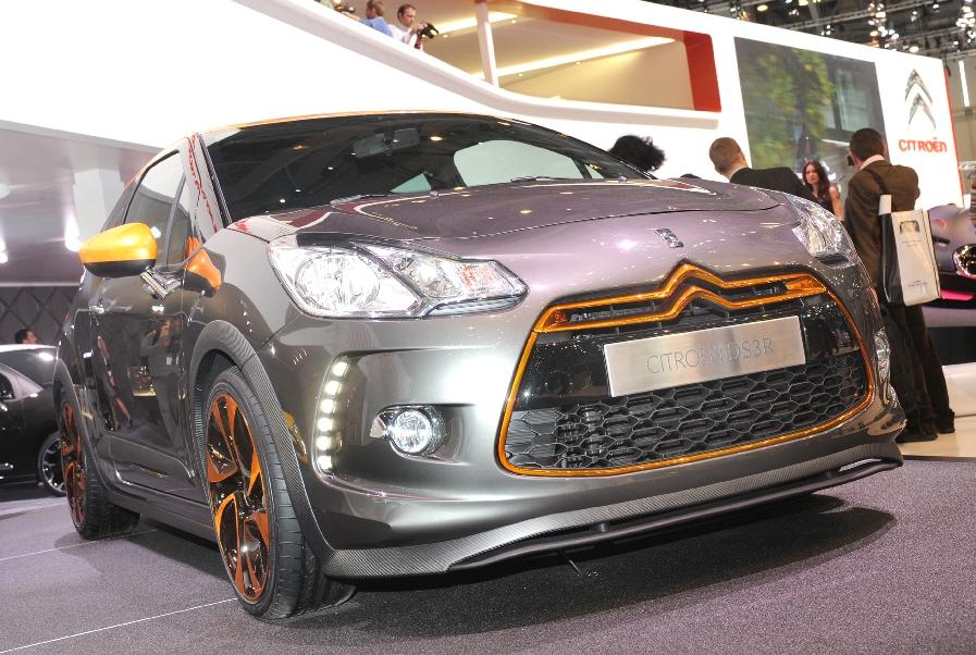 Citroën bietet iPhone-Applikation als DS3-Konfigurator an