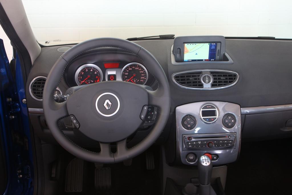 Clio, GT