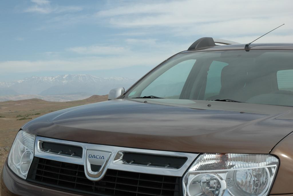 Dacia Duster: Der SUV ist als Front- und Allradantriebler zu haben.
