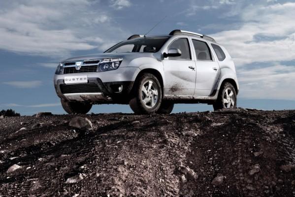 Dacia Duster: Preisbrecher für das Gelände