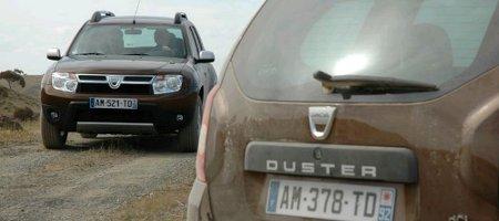 Dacia Duster: Technische Basis ist der Logan.