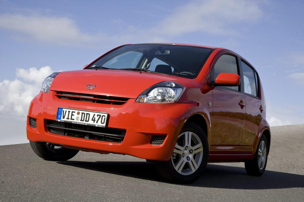 Daihatsu: Reisezubehör für Kleinwagen