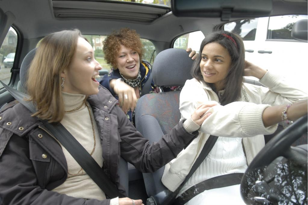 Das Auto verliert bei jungen Autofahrern an Bedeutung