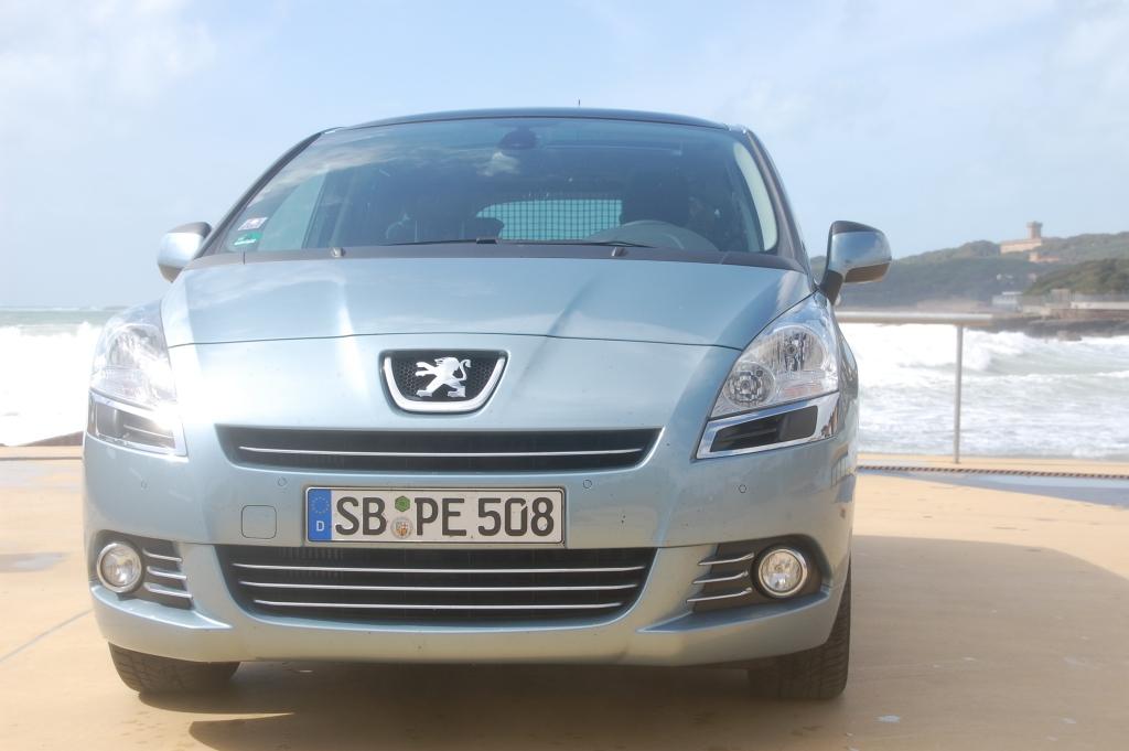 Ein treuer (Be-)Gleiter – Der Peugeot 5008 im Test