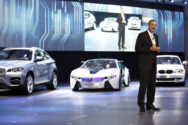 Elektroauto von BMW kommt 2013