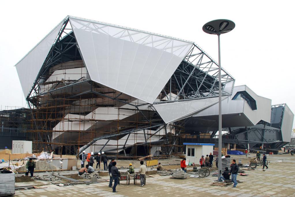 Expo in Schanghai: Die urbane Mobilität von morgen