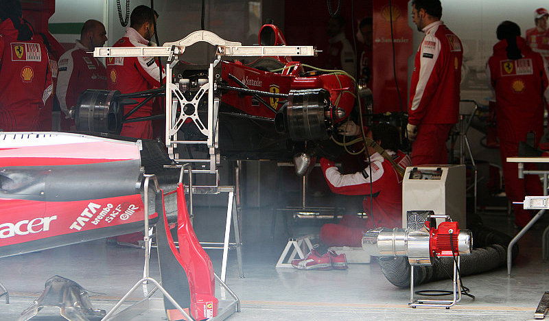 F-Kanal: Ferrari mit eigener Version in China: Es ist ein Vorteil