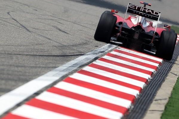 F-Kanal sorgt bei Ferrari für Zufriedenheit: Problem am Motor keine Behinderung