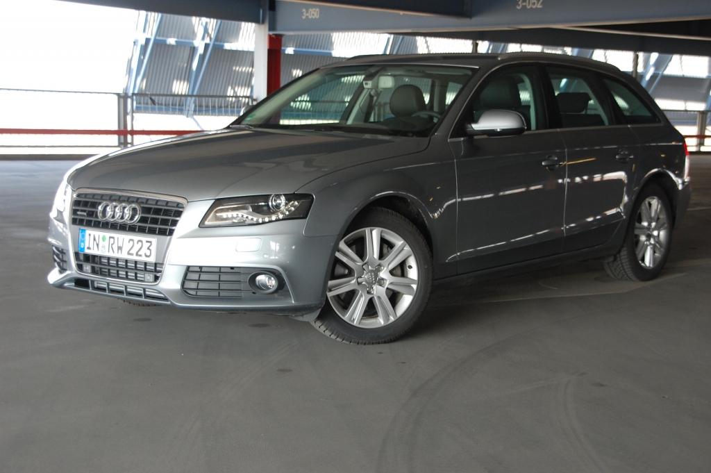 Fahrbericht: Audi A4 Avant 2.0 TFSI Quattro – 211 ästhetisch verpackte PS