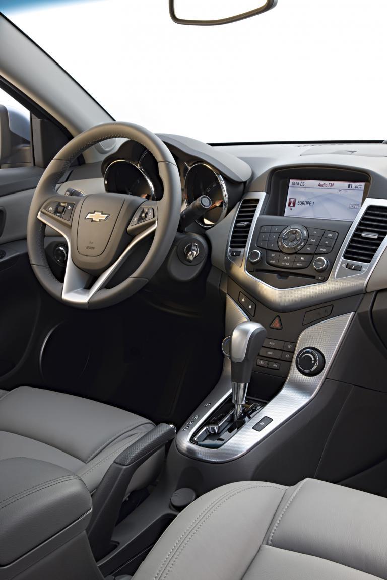 Fahrbericht Chevrolet Cruze 2.0 VCDi: Hoffnungsträger