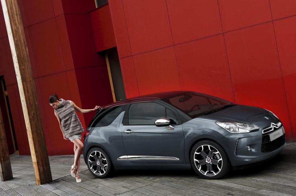 Fahrbericht Citroën DS 3 HDi 90: Farbenfrohe Charmeoffensive
