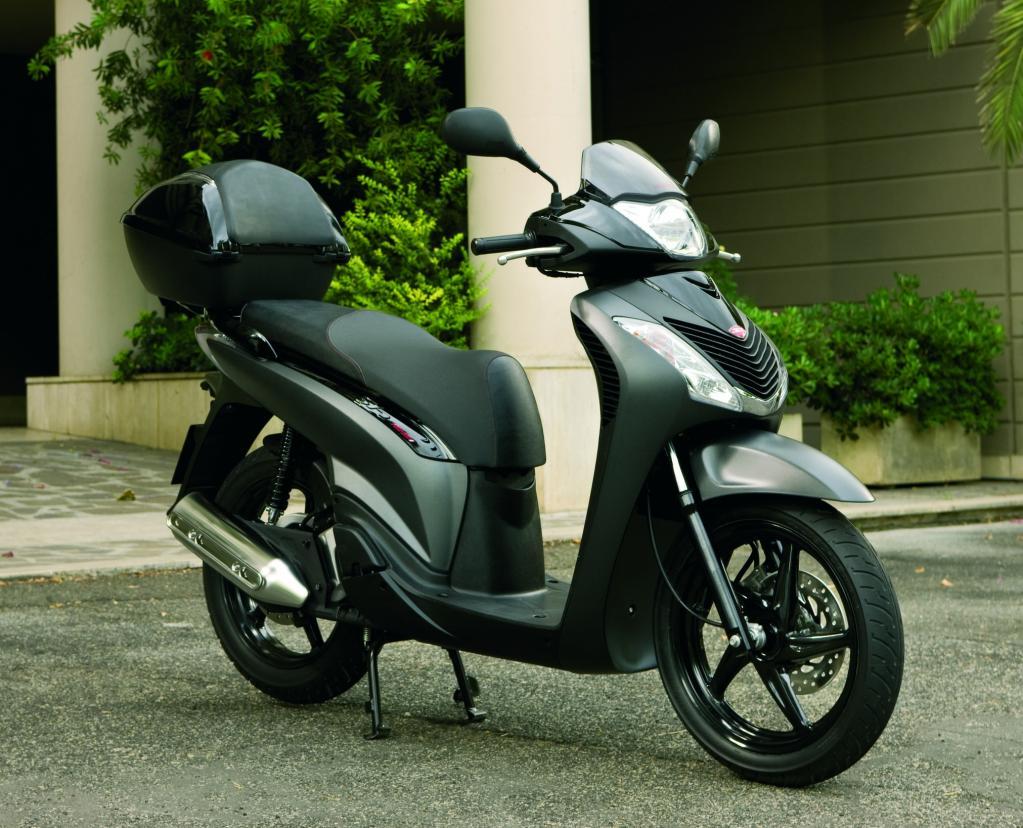 Fahrbericht Honda SH 125 i: Liebling der Nation