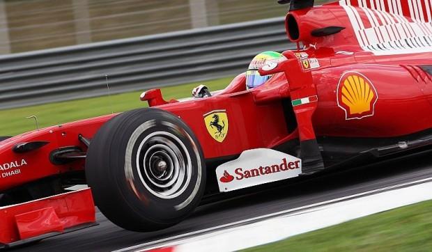 Ferrari plant Vertragsverlängerung mit Massa: Massa kann es mit allen aufnehmen