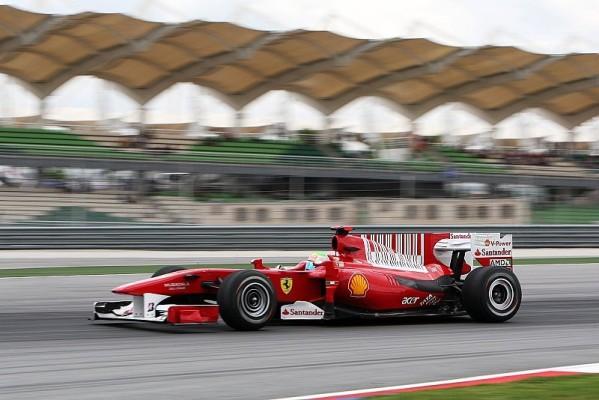 Ferrari will Feld von hinten aufrollen: Wetter falsch eingeschätzt