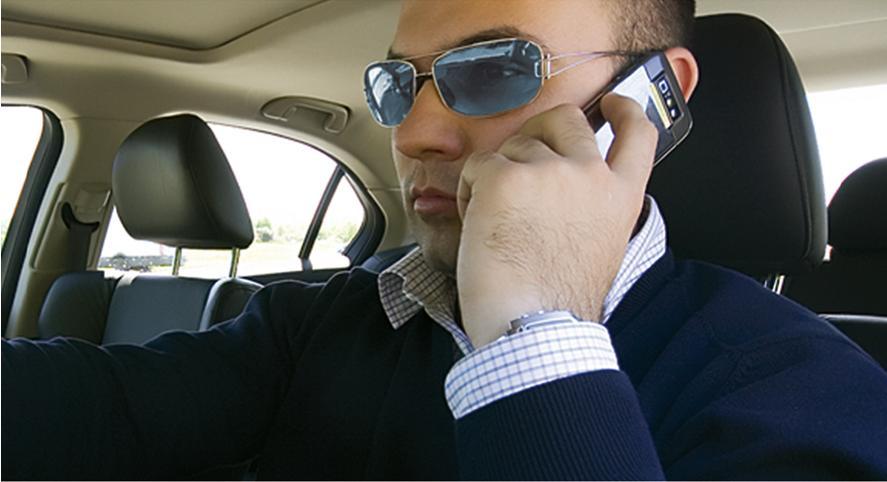 Festnetztelefon im Auto: Es droht kein Bußgeld