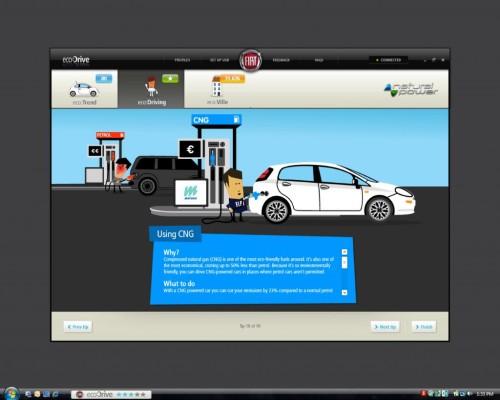 Fiat bietet Ecodrive jetzt auch für Erdgas-Fahrzeuge an