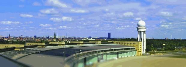 Flughafen Tempelhof wird internationale Plattform für Umwelttechnologie und Elektromobilität