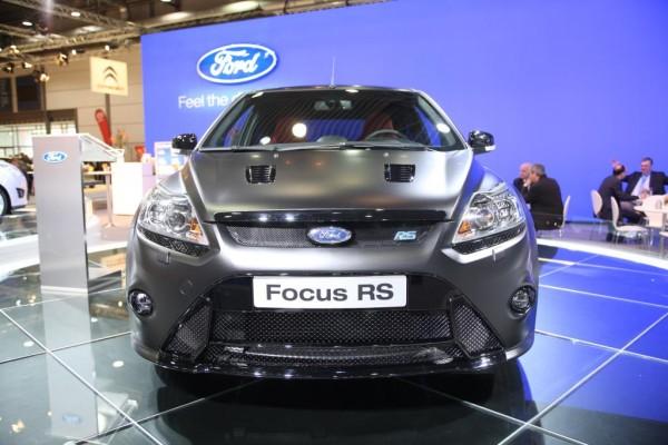 Ford Focus RS 500: In der Schweiz entscheidet das Los