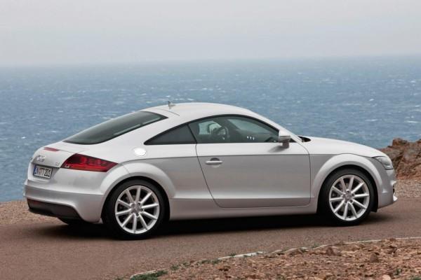 Frischzellenkur für Audi TT