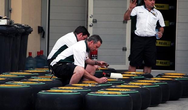 Gascoyne warnt vor Reifenänderungen: Sehr viel Geld & sehr viel Arbeit