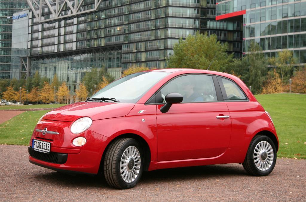 Gesucht: 500 Fiat 500-Besitzer für ein besonderes Showcar