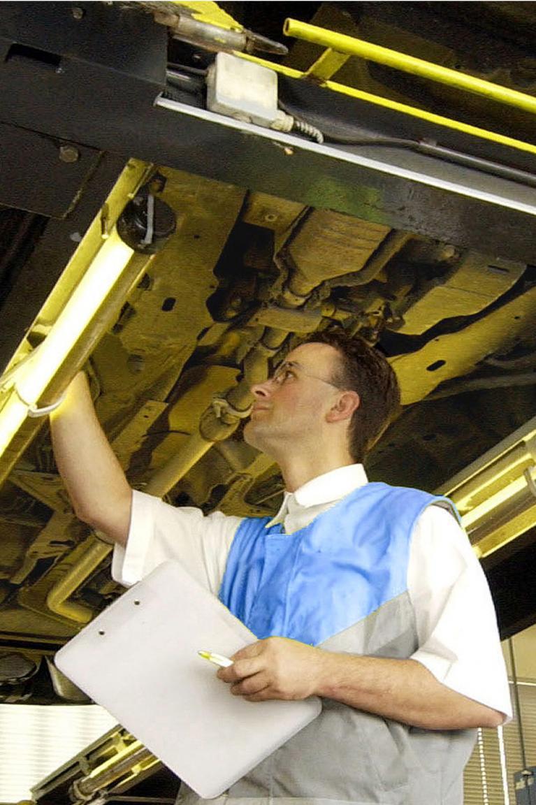 HU-Statistik: Viele Fahrzeuge ohne Mängel