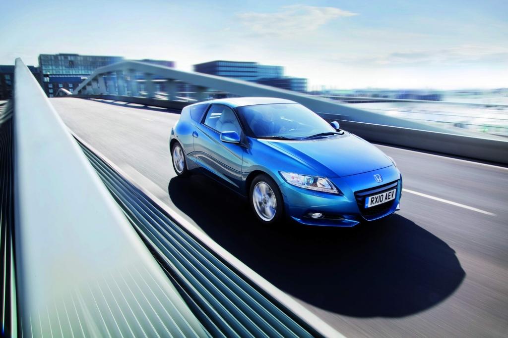 Honda CR-Z: Fahrspaß mit gutem Gewissen