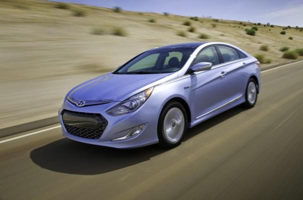 Hyundai will USA mit Hybrid erobern