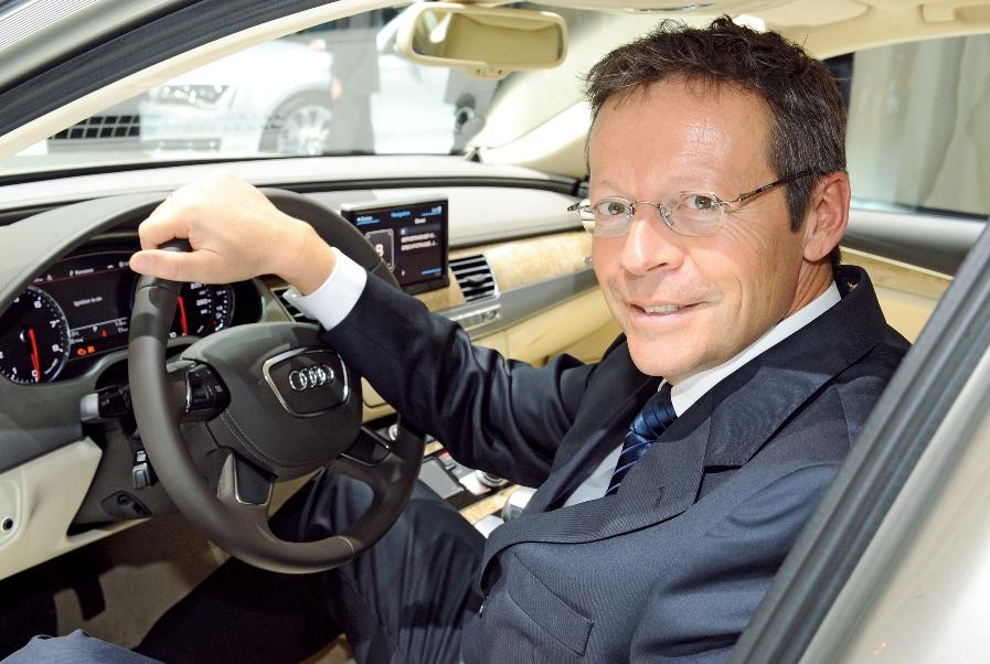 Interview: ''Mehr Audi unter vier Metern gibt es nicht''