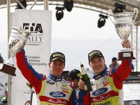Jari-Matti Latvala Vorderer Rang bei Rallye Türkei: Völlig im Soll