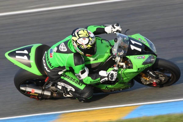 Kawasaki gewinnt 24 Stunden von Le Mans