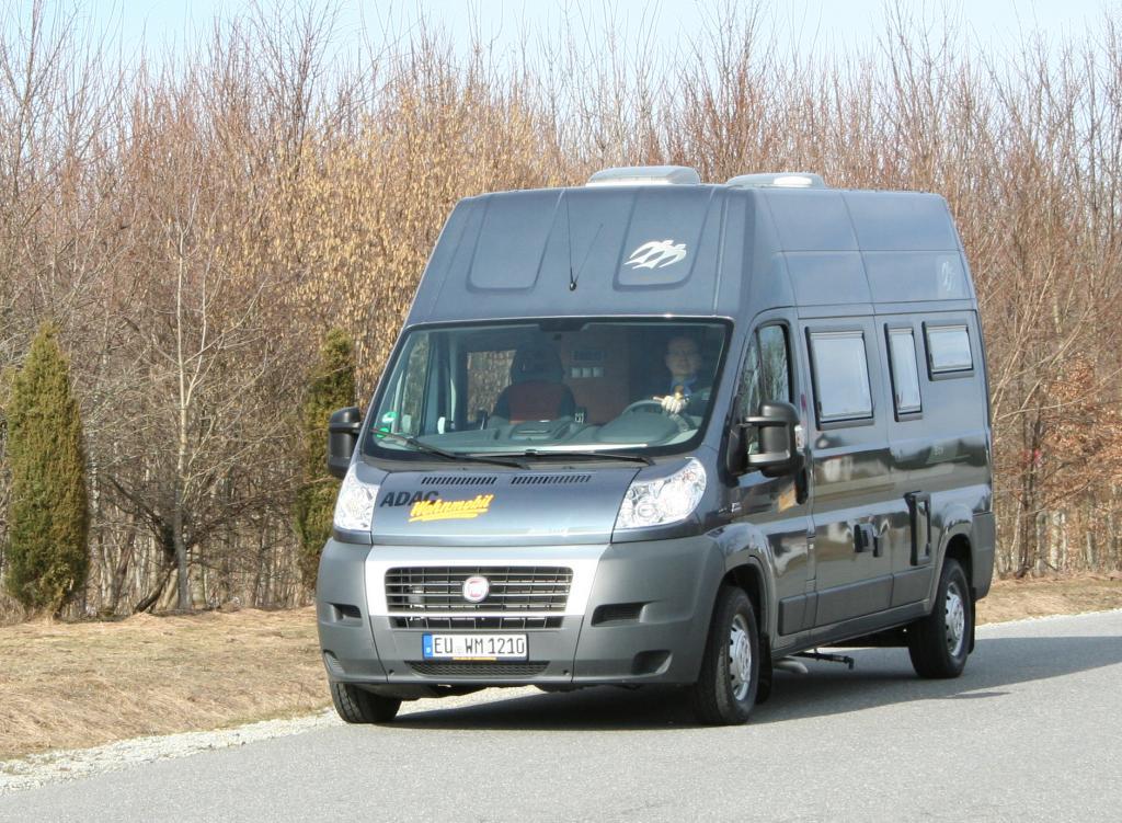 Knaus baut neues Reisemobil für Vermietung