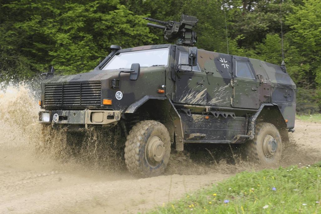 Krauss-Maffei Wegmann: Bundeswehr bestellt 44 mobile Werkstätten