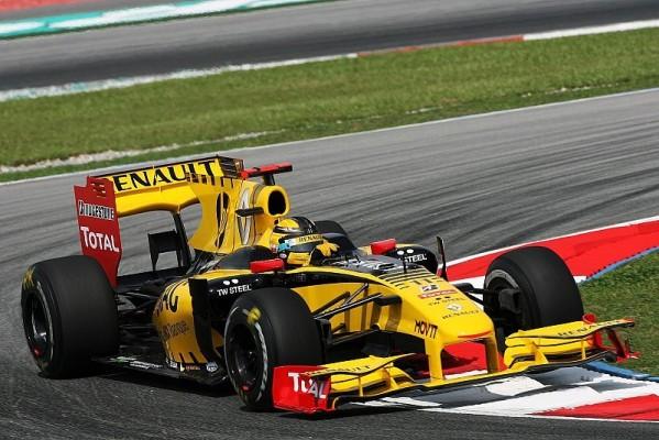 Kubica/Renault eine erfolgreiche Kombination: Müssen auf Force India aufpassen