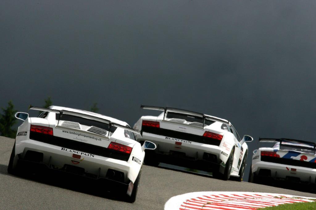 Lamborghini Super Trofeo: Saisonstart 2010 auf dem Hockenheimring