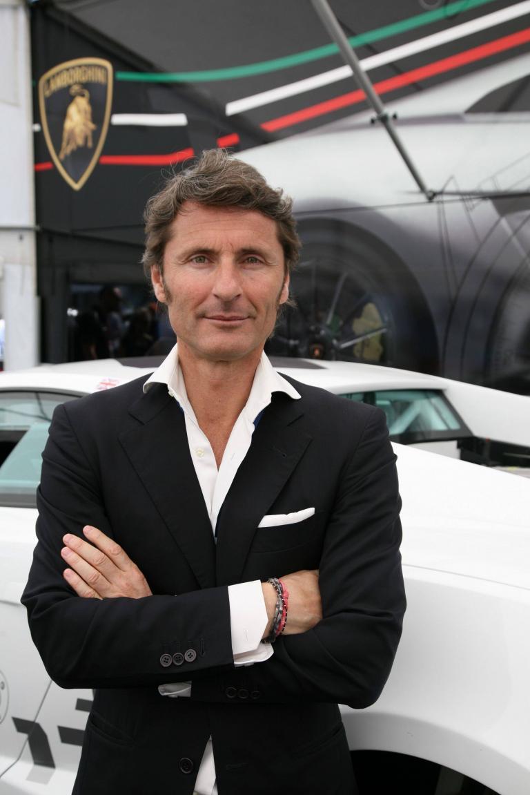 Lamborghini pflegt sein Markenimage