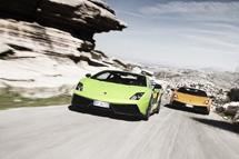 Lamborghini zeigt auf der Expo den Gallardo LP 570-4 Superleggera