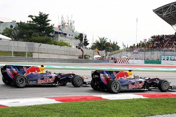 Malaysia GP: Doppelsieg für Red Bull
