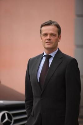 Markus Schäfer ist neuer Leiter des Mercedes-Benz Werks in Tuscaloosa