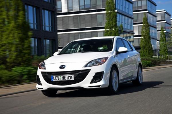 Mazda im März mit 2,2 Prozent Marktanteil
