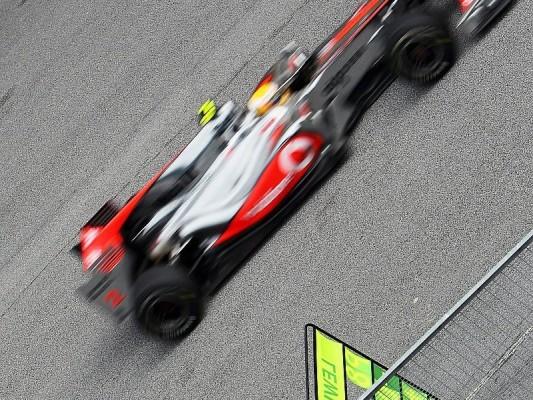 McLaren gibt nach: Keine Fahrhöhenanpassung