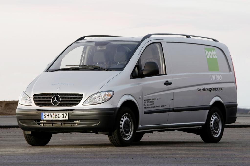 Mercedes-Benz Vito.