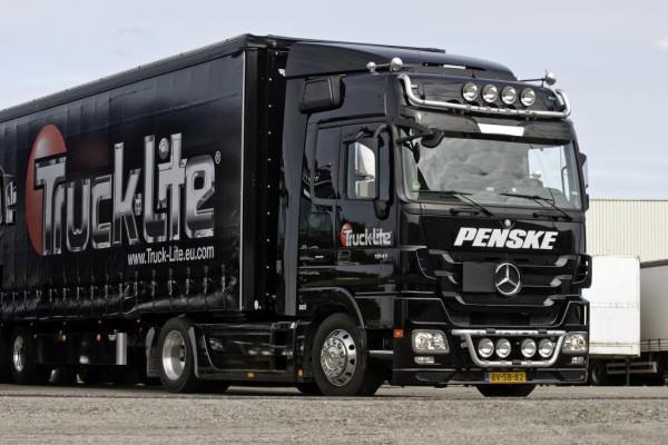 Mercedes-Benz wird den Actros auch in der Türkei bauen