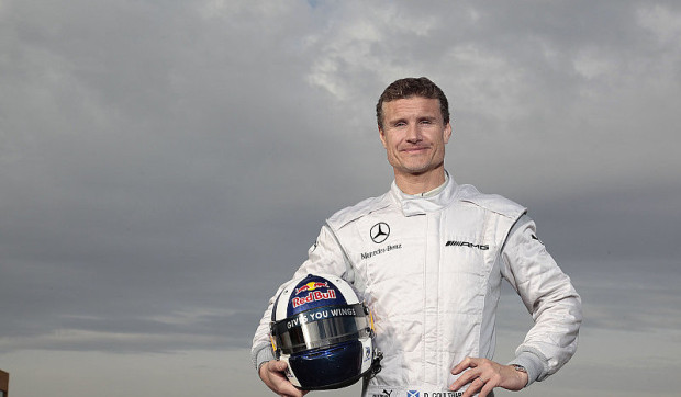 Mercedes bestätigt: Coulthard fährt 2010 DTM: On the road again
