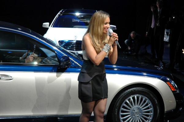 Mercedes und die automobilen Träume: 2010 in China über 100 000 Verkäufe angestrebt