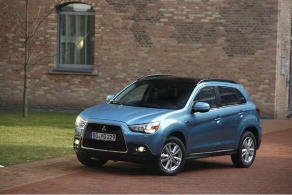 Mitsubishi ASX: Vom Gelände auf die Straße